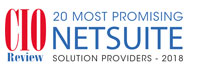 Top 20 NetSuite Solution Companies - 2018