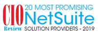 Top 20 NetSuite Solution Companies - 2019