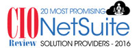20 Most Promising NetSuite Solution Providers - 2016